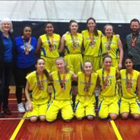 NCBC Thunder U15 Girls: Wendy Parker Bronze Medal
