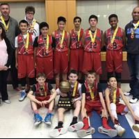 Northwest U13 Boys: Former Presidents Champions
