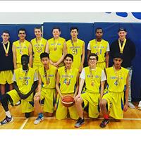 NCBC JB3- Div 3 Gold Medal
