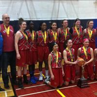 Northwest U15 Girls: Wendy Parker Champions
