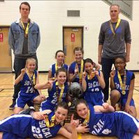SoCal U11 Girls: Ray Hampton Memorial Champions