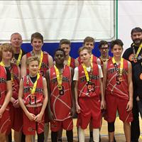 Northwest MDB2- Div 2 Gold Medal