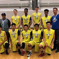 NCBC THunder U15 Boys: Provincial Champions