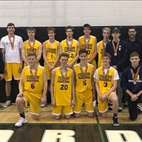 2019 U18B Div 1 - 3rd Place - Calwest