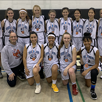 2019 U18G - 2nd Place - Bow River