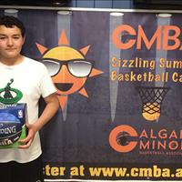 U15B Player of the Week: Mason