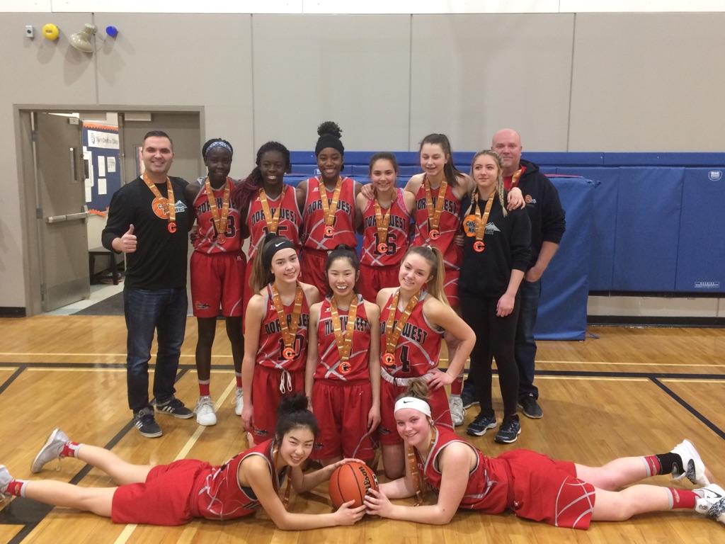 Calgary Northwest U15 Girls
