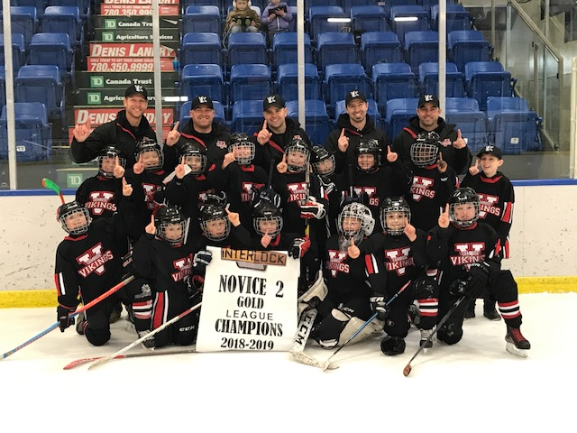 Novice Vikings win Tier 2 Gold!
