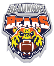 CDMFA Beaumont Bears Football