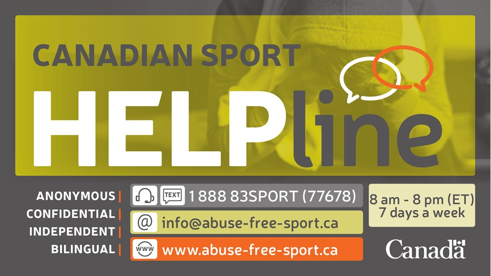 Canadian Sport Helpline