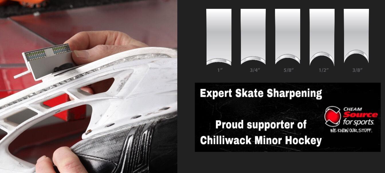 Cheam Sports Skates