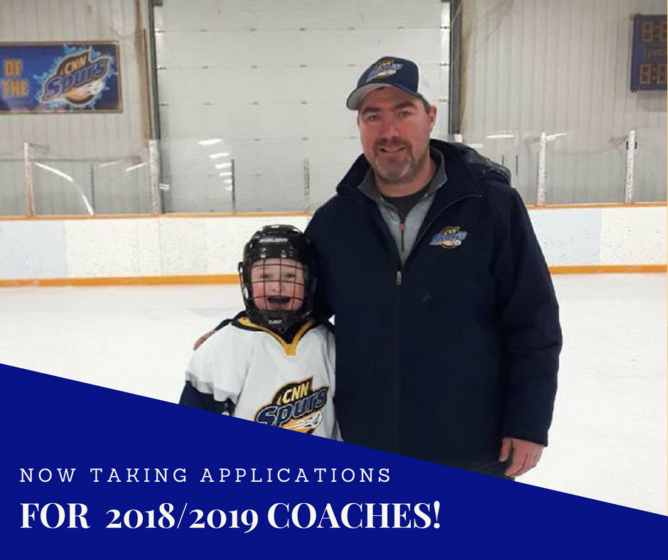 Coaching Applications Now Being Accepted!