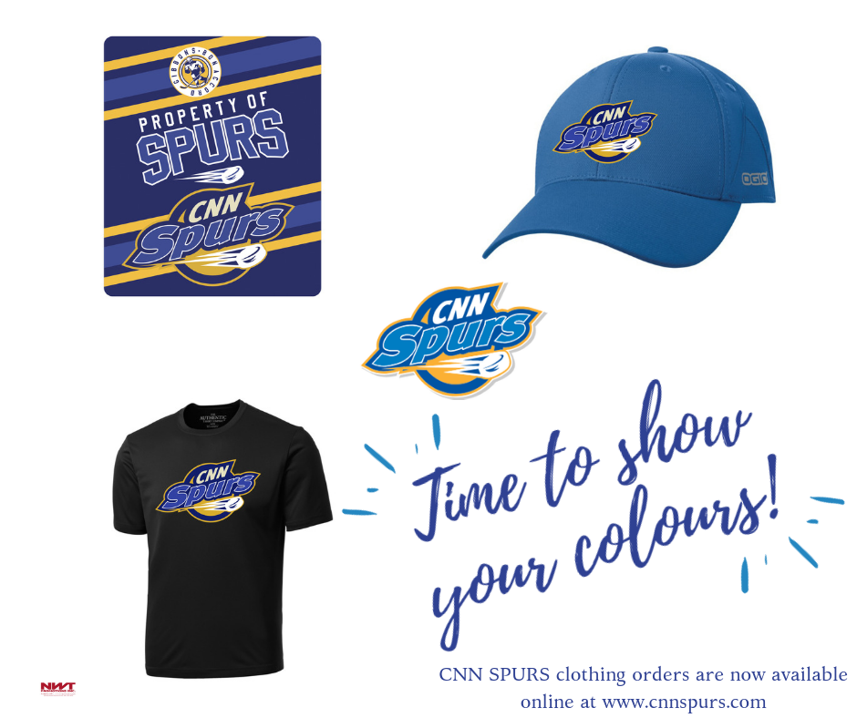 Time to show your colours!