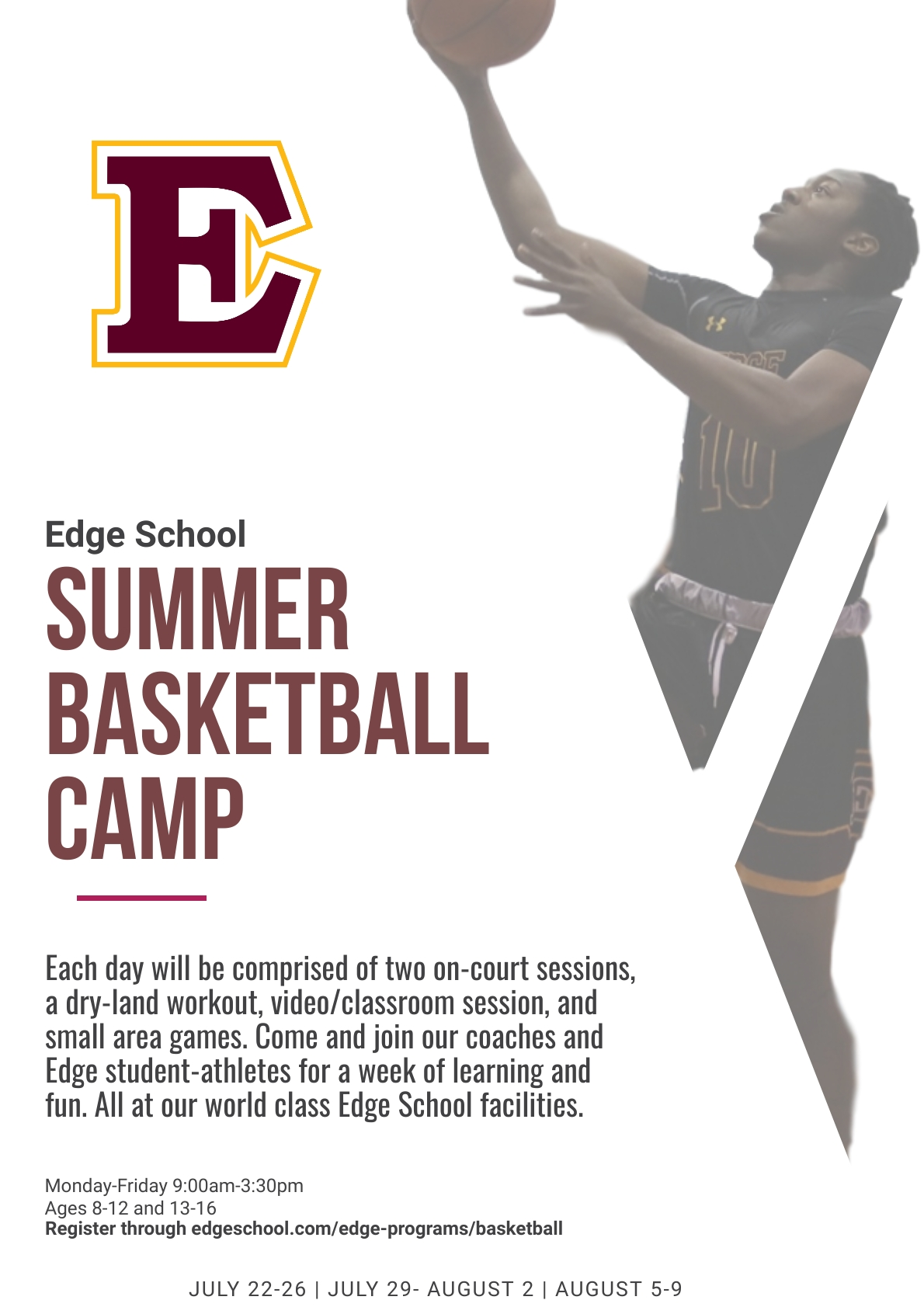 Edge School Summer Camps