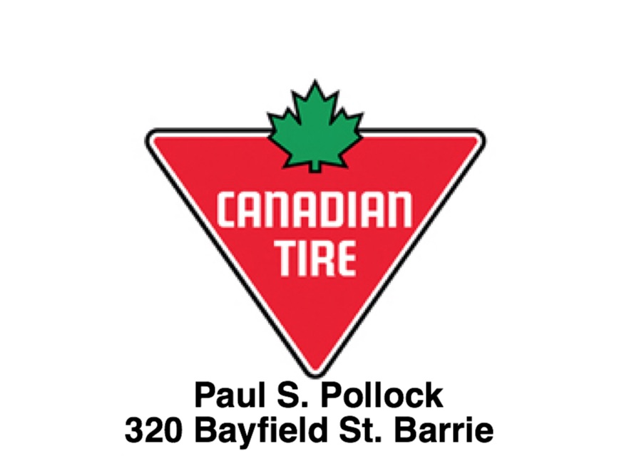 Canadian Tire Barrie