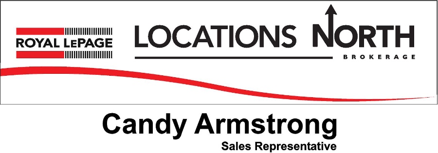 Candy Armstrong Locations North