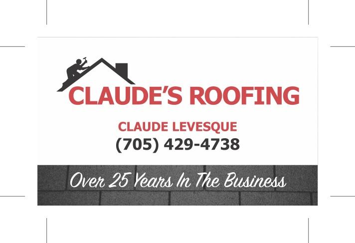 Claude's Roofing