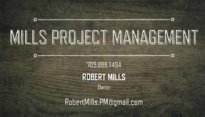 Mills Project Management