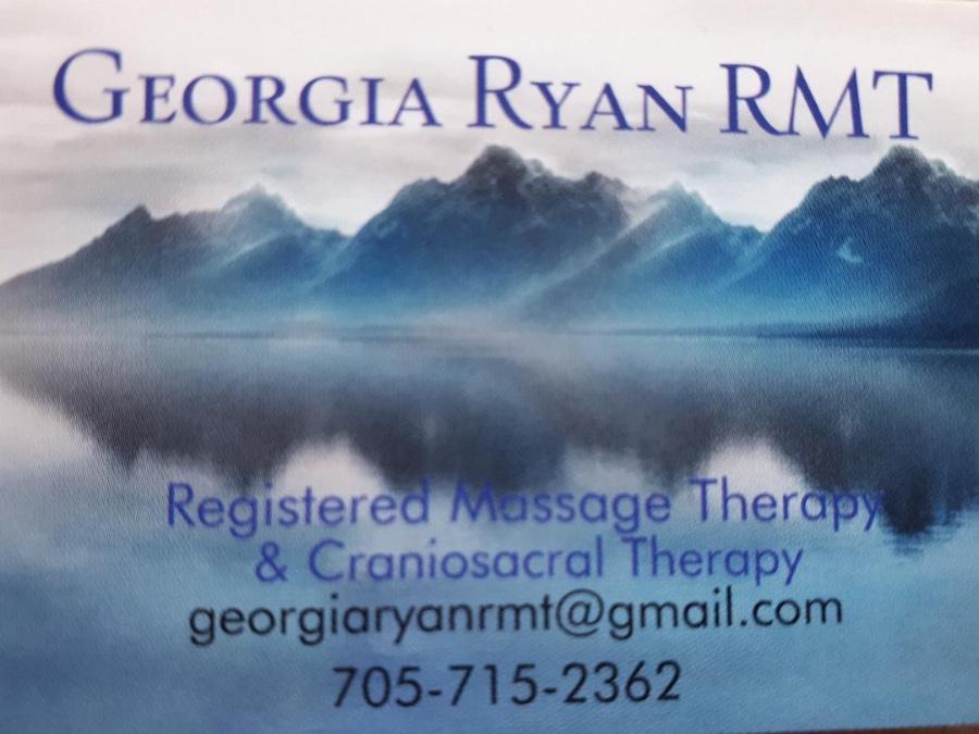 Georgia Ryan RMT