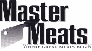 Master Meats