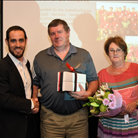 Award of Merit - Ivor Cooke