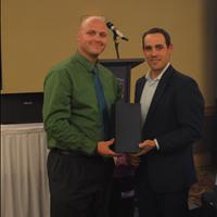 Award of Merit Scott de Koening