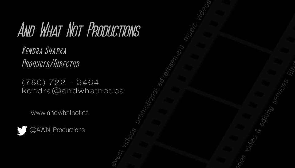 And What Not Productions