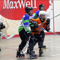 Team 405 - Stealth vs Team 407 - Spitfires Playoff game June 18th, 2019