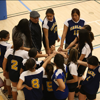 Junior High Girls (7/8) Volleyball