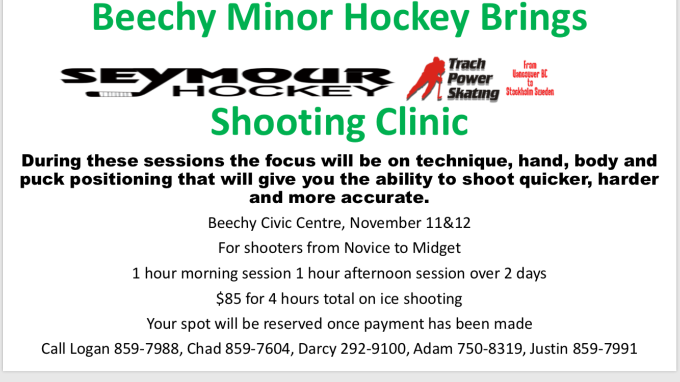 Seymour Shooting Clinic