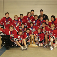 2007 Bantam League Champions