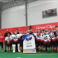 2018 Bantam B Provincial Champions