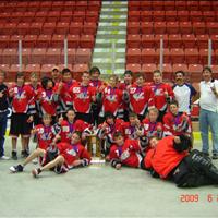 2009 Bantam League Champions