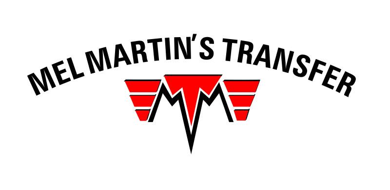 Mel Martin's Transfer Ltd.