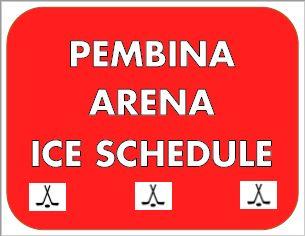 Ice Schedule