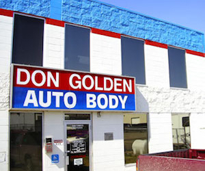 Don Golden Auto Body