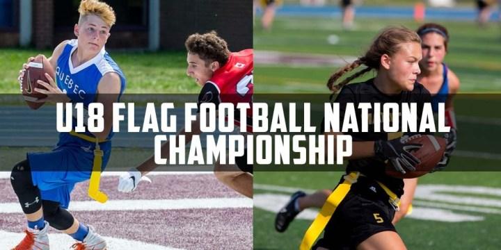 Alberta U18 Flag Football