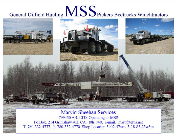 MSS Trucking