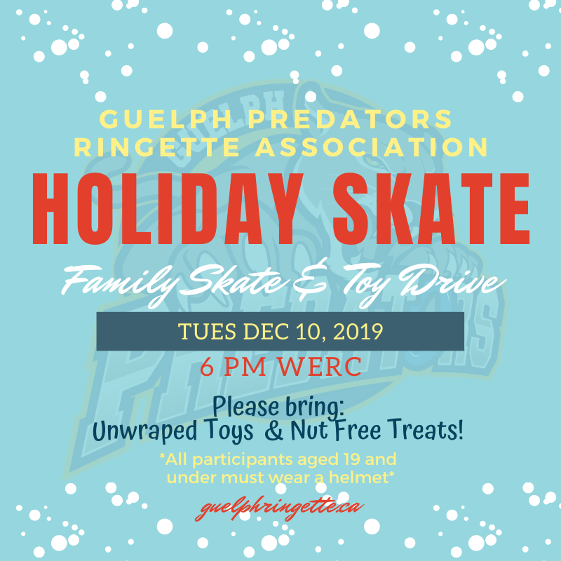 Holiday Family Skate & Toy Drive