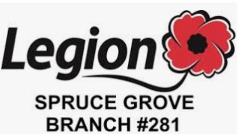 Spruce Grove Legion 281