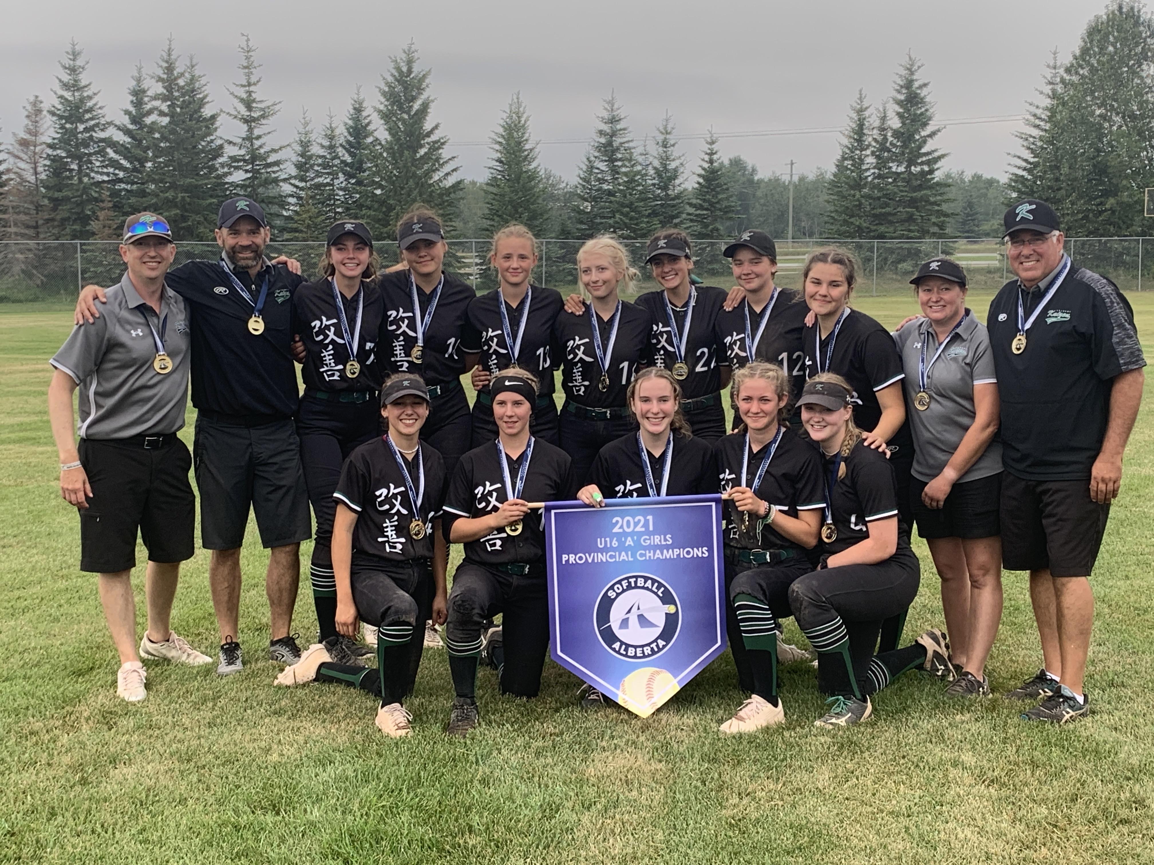 U16 Black Gold Provincial Championships 2021