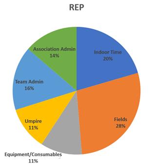 Rep Fees Breakdown