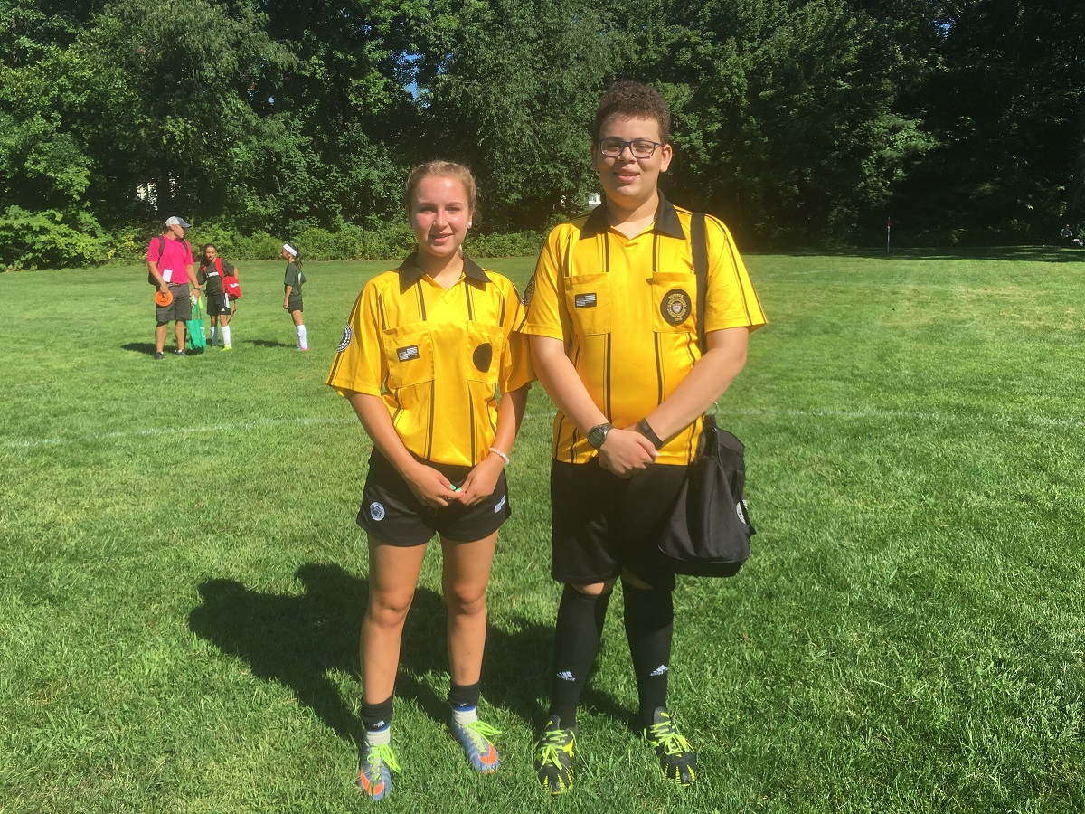 Youth Referees