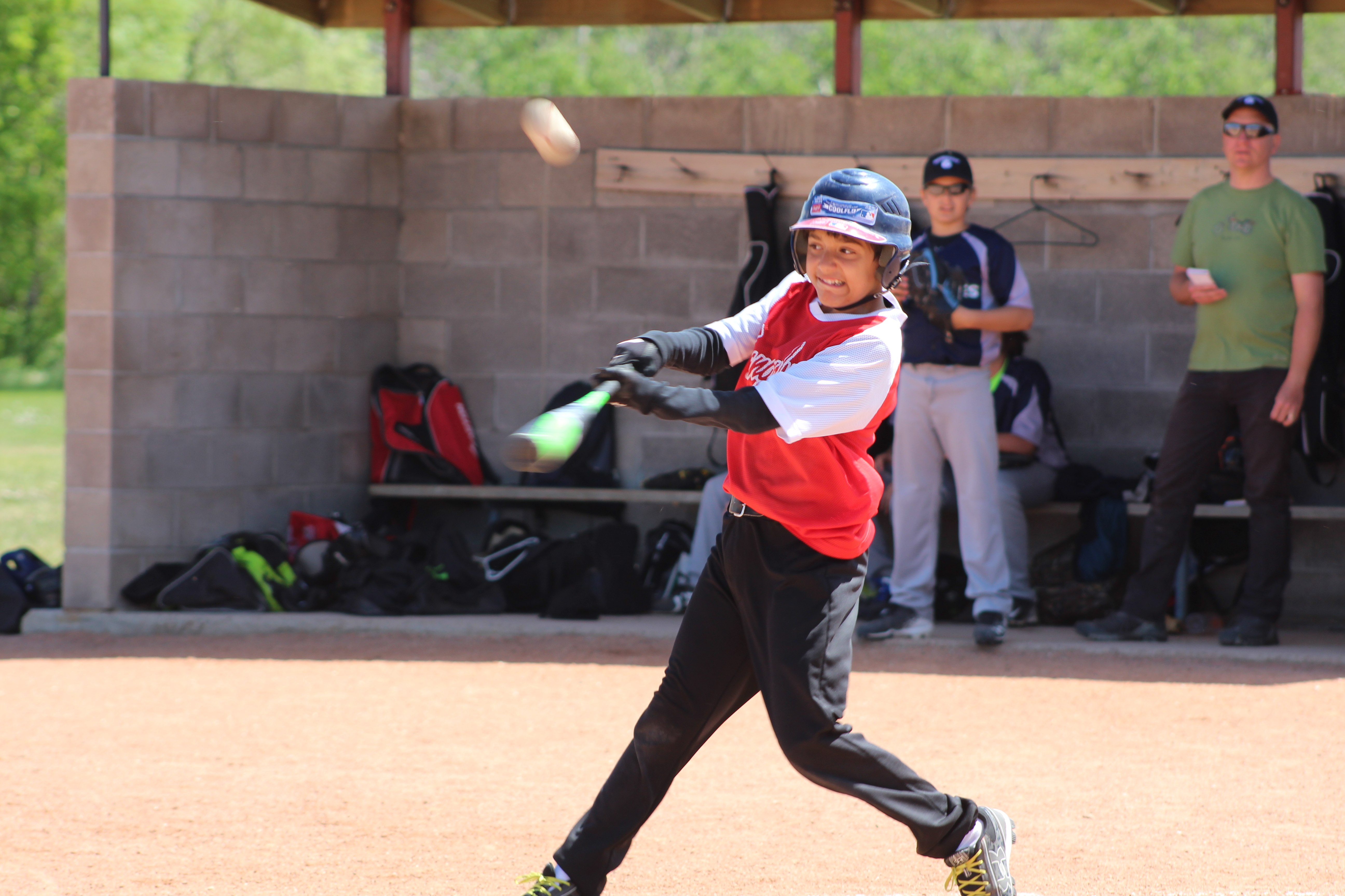 DEADLINE FOR RBI CLINIC MAY 10