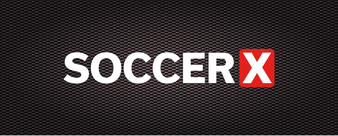 SoccerX - Official Kit Provider for LUSA