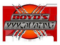 Boyd XXXCavating