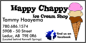 LSA Sponsor Happy Chappy