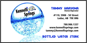LSA Sponsor Kennelli Springs