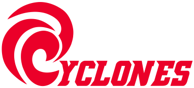 Cyclones - red