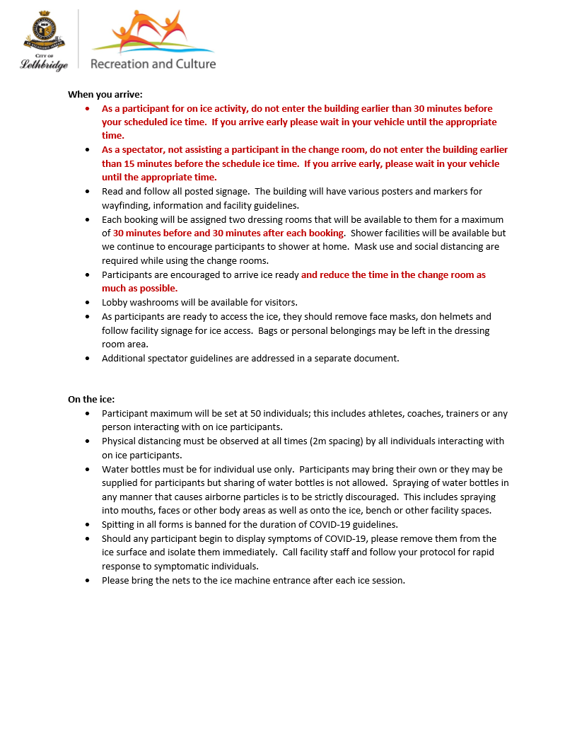 Arena Guidelines - Page2
